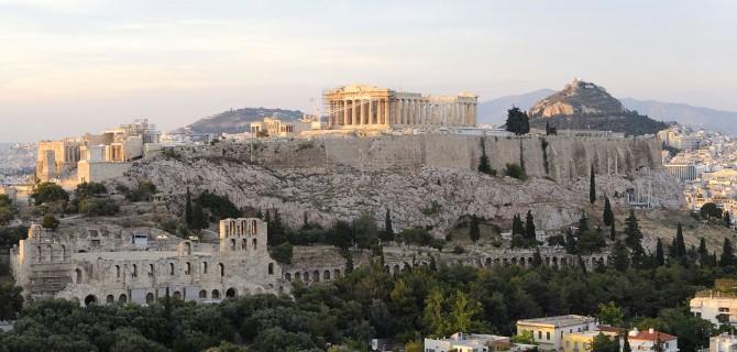 Atenas accesible y 3 días de circuito clásico